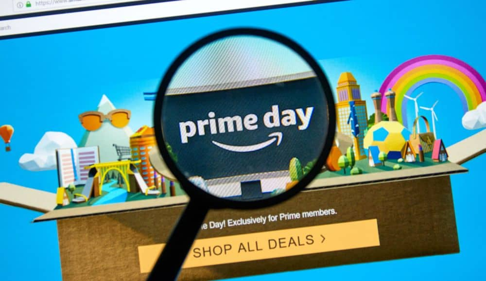 Amazon Prime Day offers the best deals on Amazon products.