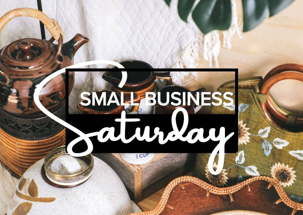 Small Business Saturday held during the Saturday after Thanksgiving
